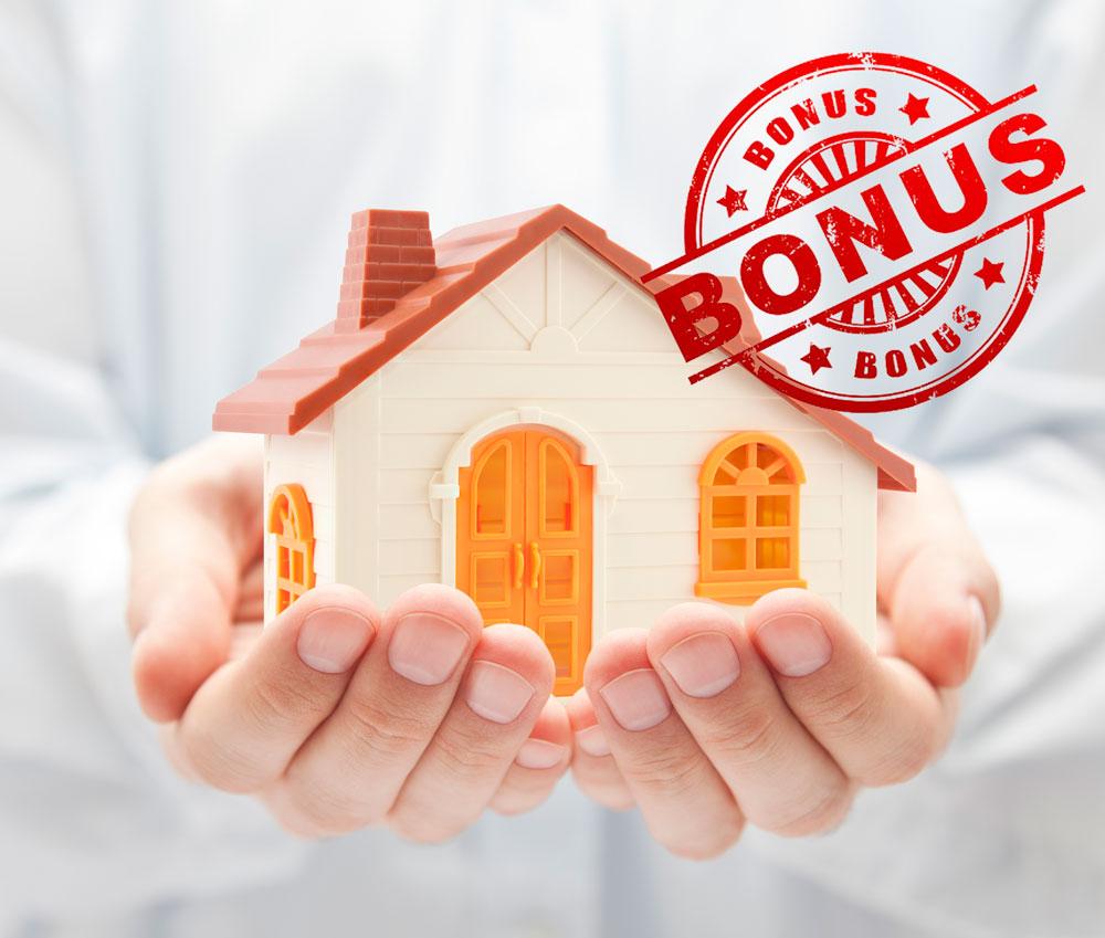 bonus casa 2018