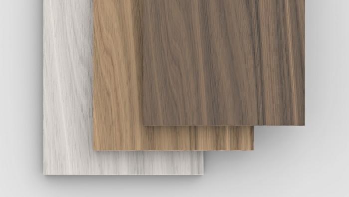 finiture alluminio legno